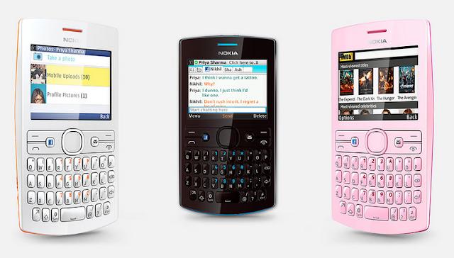 Spesifikasi dan Harga Nokia 205