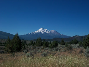 Awesome Mt. Shasta