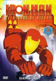 Iron Man Aventuras de Hierro Temporada 2