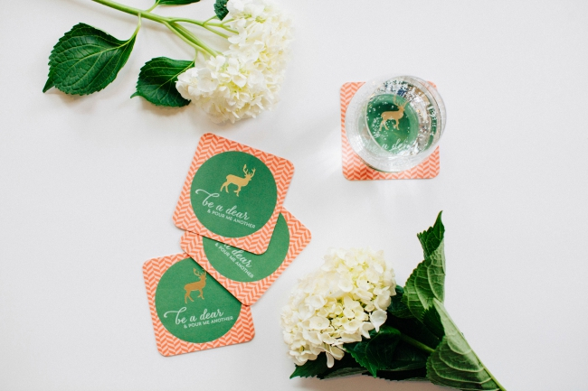Matrick and Eve Design, Pretty Stationary, coasters