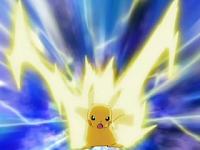 Area de Treino de lupus_Wild Pikachu_thunderbolt