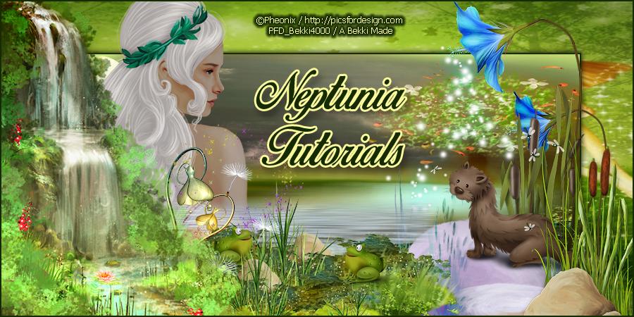 Neptunia Tutorials
