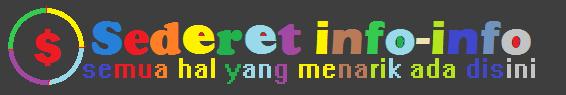 sederet info-info