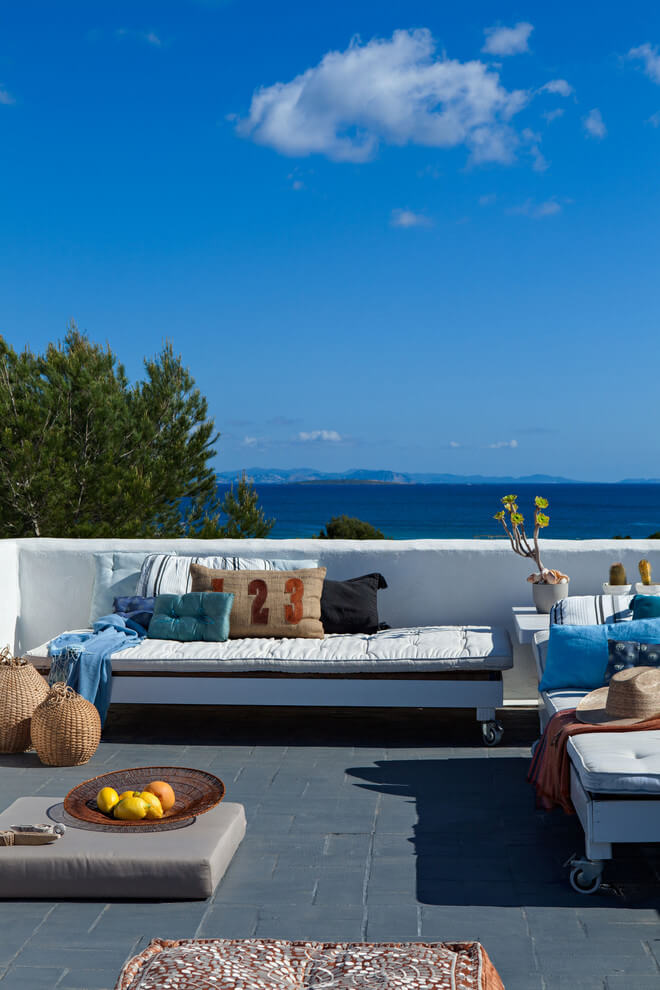 Interior estilo hippie chic en formentera virlova style for Idee ristrutturazione casa al mare