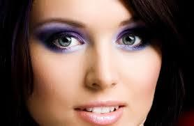 maquiagem colorida