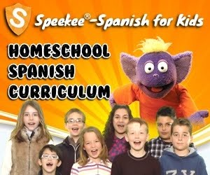 Online Spanish immersion for kids!