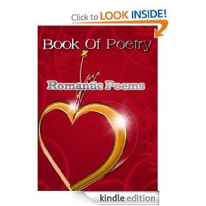 Book Of Poetry: Romantic Poems