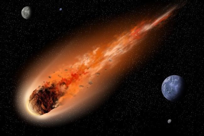 Apa itu Asteroid - Exnim