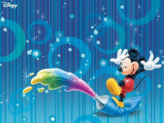 Gambar Wallpaper Mickey Mouse
