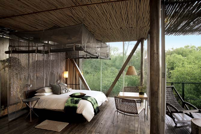 Inspirational Dwellings, African Interiors