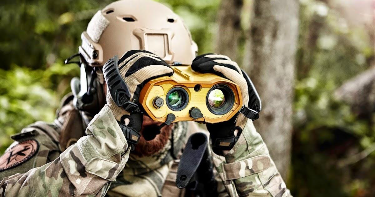 Military Technology Ndia So Lic 2015 Vectronix New