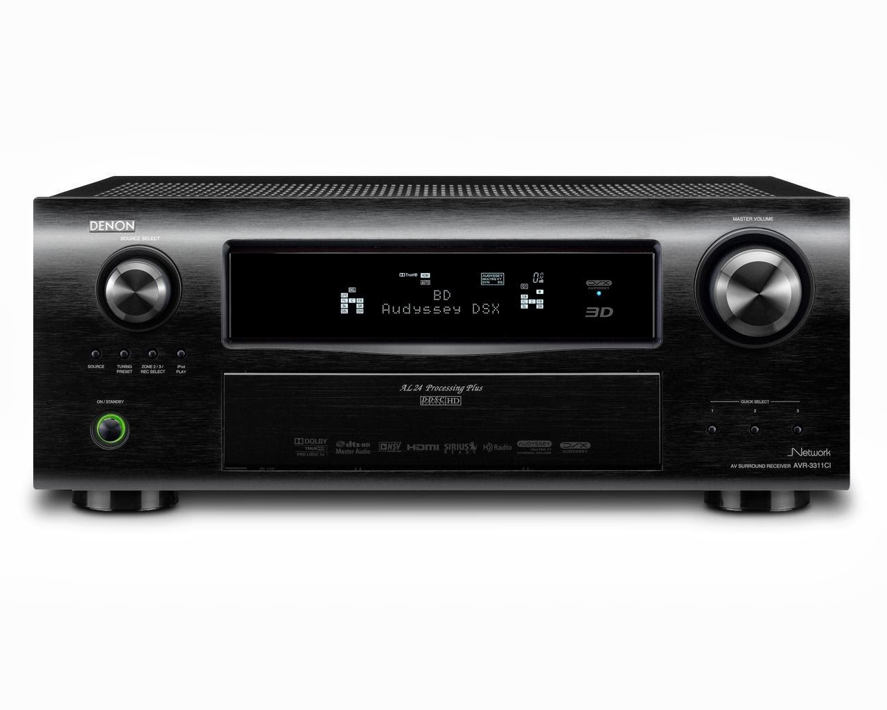 Home Theater Receiver : Best av home theater receivers under poor audiophile