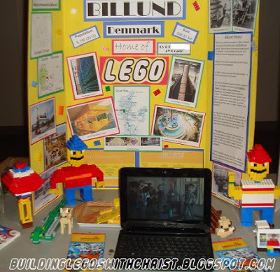 Geography Fair - Billund, Denmark, Home of LEGO
