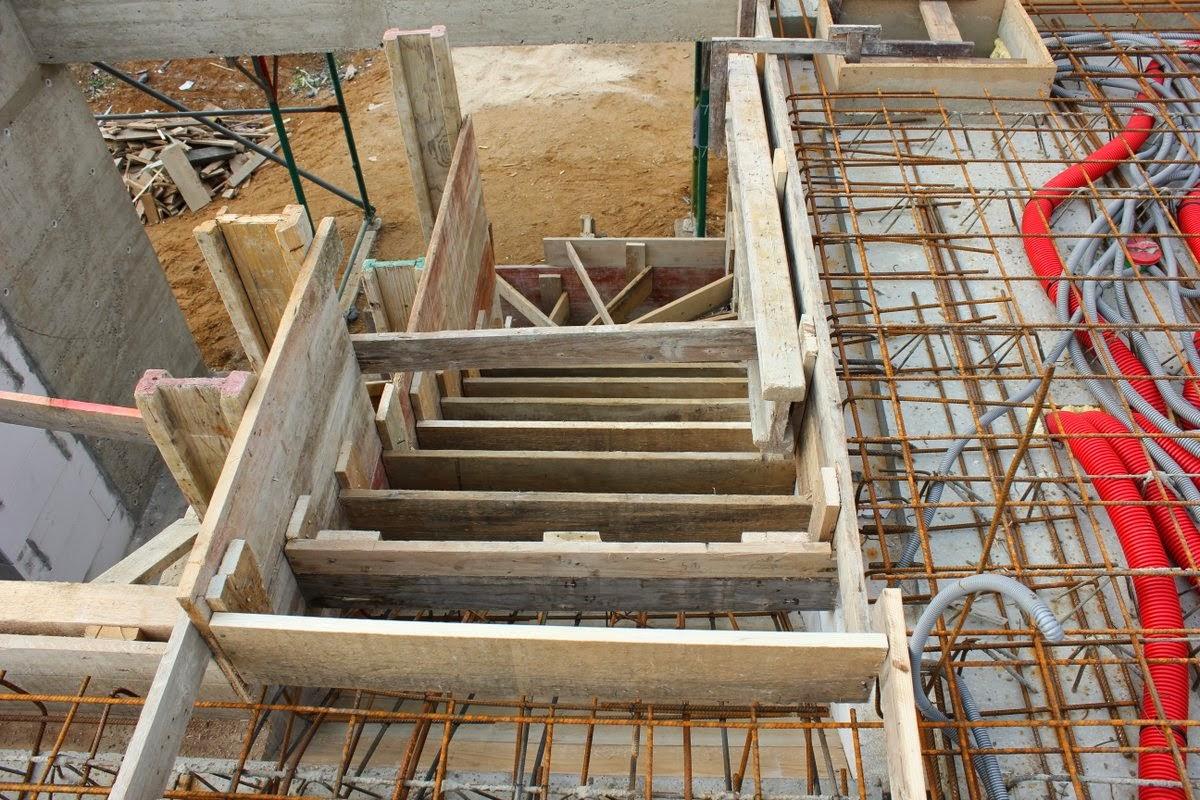 treppe betonieren swalif. Black Bedroom Furniture Sets. Home Design Ideas