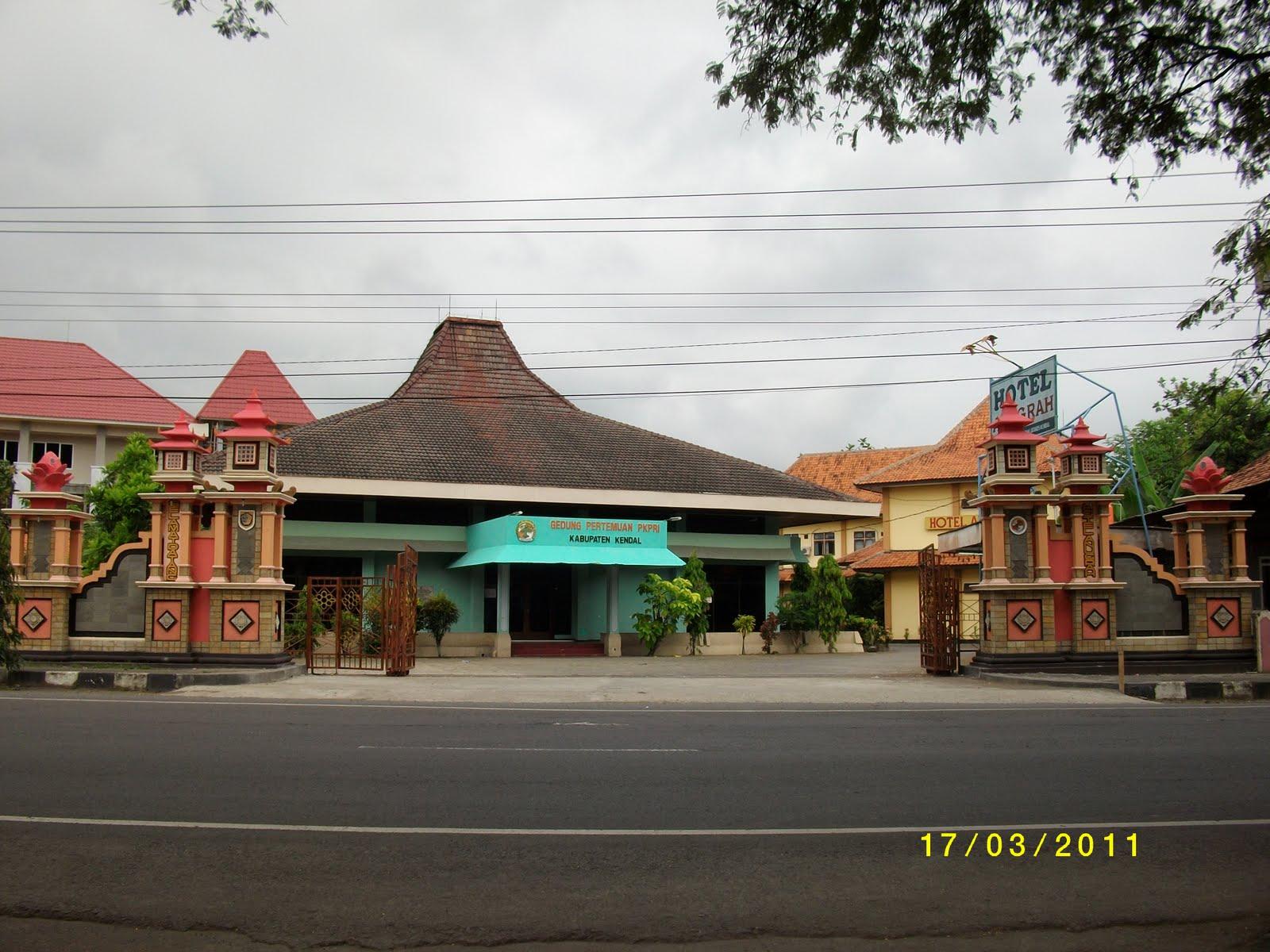 Anugrah Hotel Hotel Anugrah Pkpri Kab Kendal