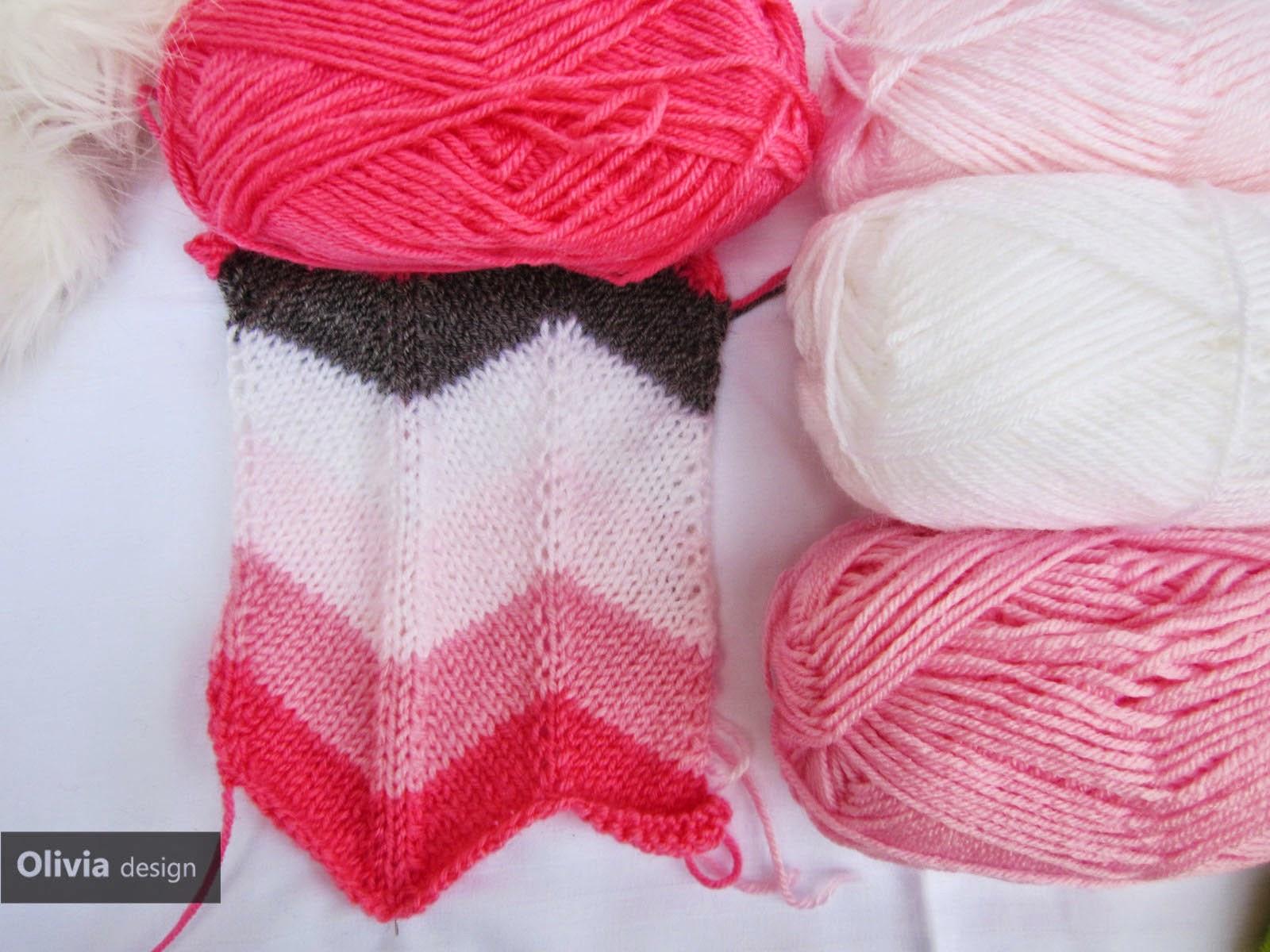 Вязание из пряжи беби мерино