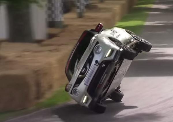 Nissan Juke RS Nismo en dos ruedas