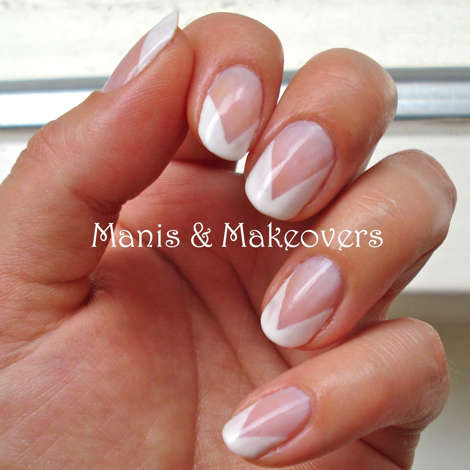 Manis & Makeovers: Another Nail Idea for a Job Interview