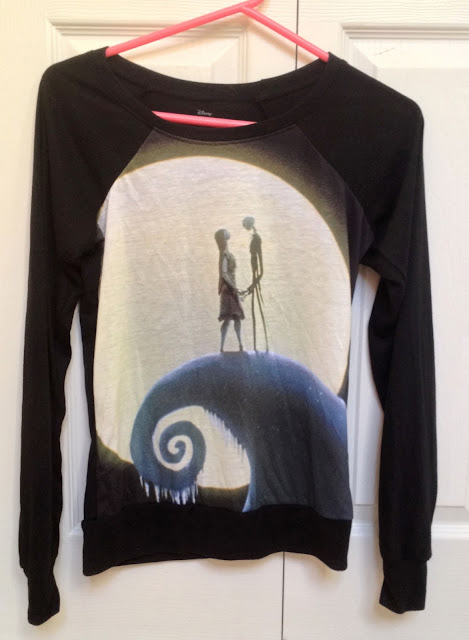 The Nightmare before Christmas hill jumper - no longer available