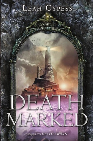 Death Marked cover