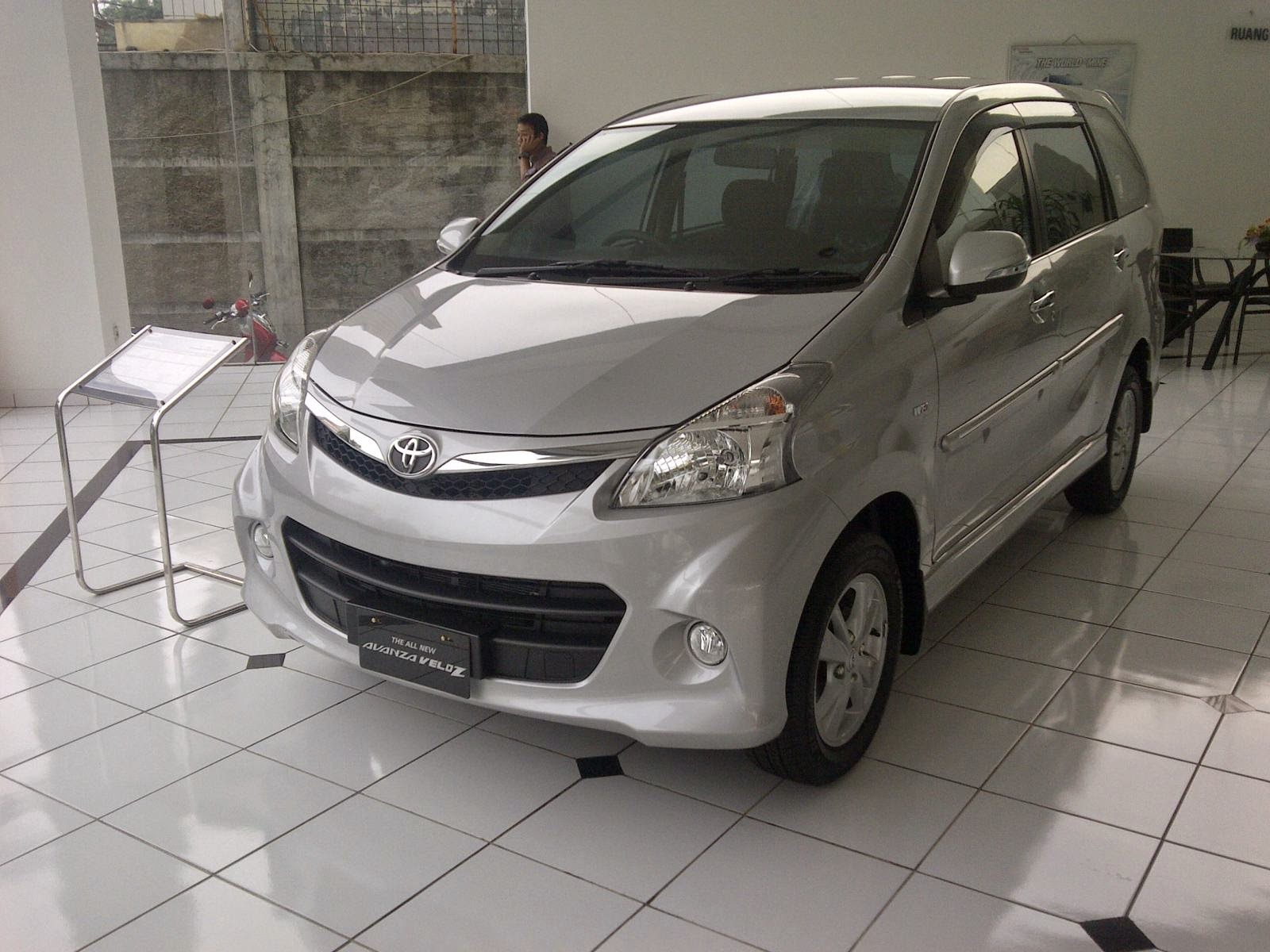 Toyota All New Avanza