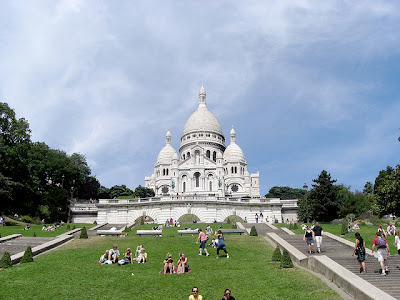 Parigi Sacro Cuore