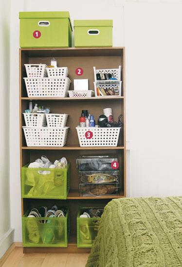Glamour cia dicas para organiza o do seu arm rio - Como organizar un armario pequeno ...