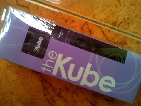 The Kube MP3 Player