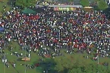 Trayvon Martin Sanford Florida Protest