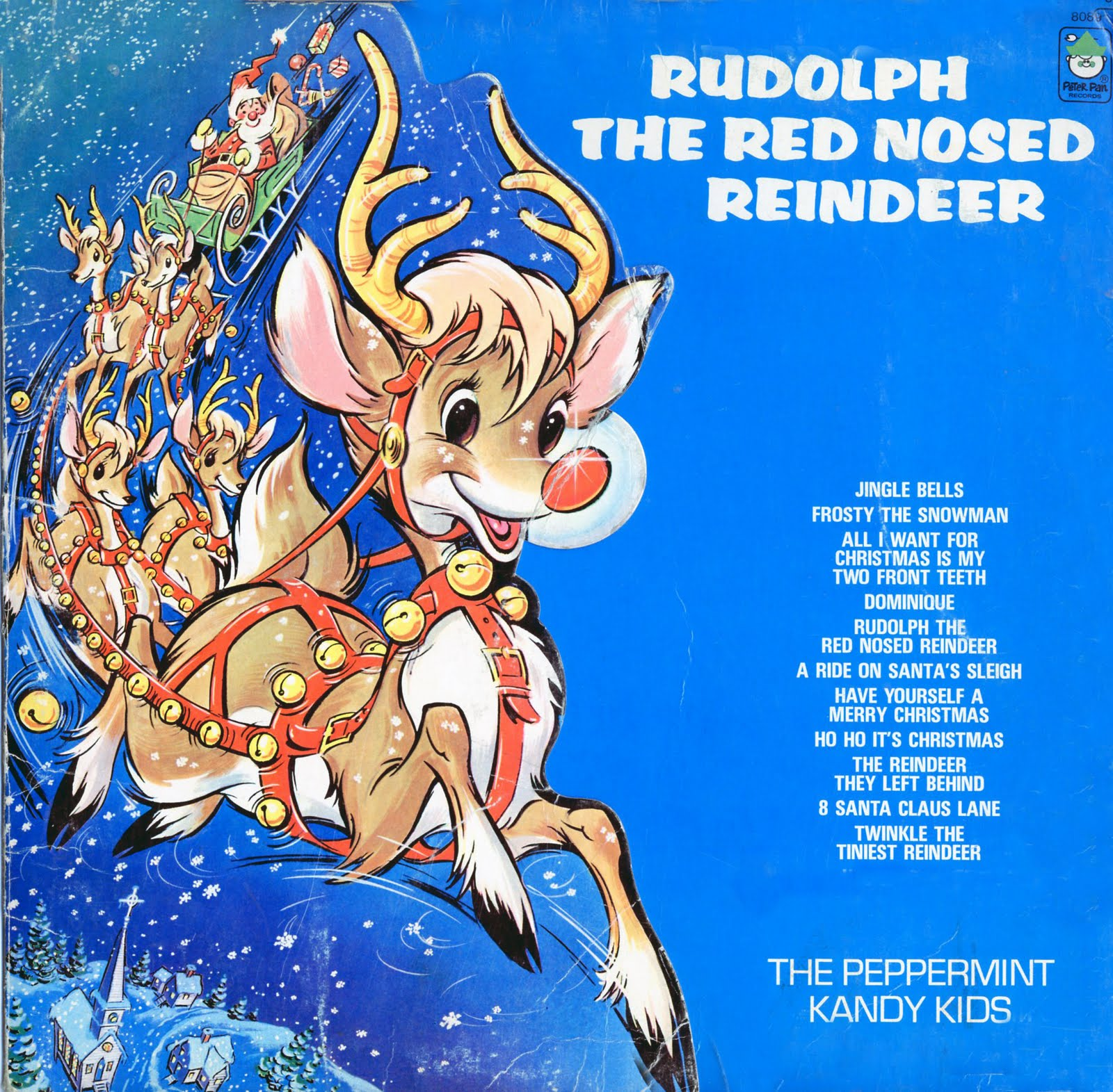 letter of the song rudolph the: