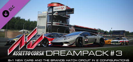 Assetto Corsa Dream Pack 3 PC Game Free Download