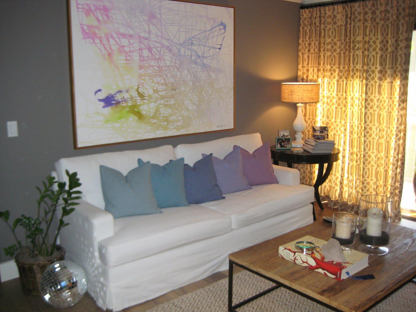 Como Decorar Sala De Estar Pequena E Simples ~  de decoração e bem viver DECORAÇÃO DE SALAS PEQUENAS E SIMPLES