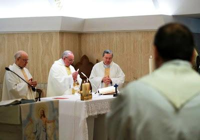Vaticano: Papa reafirma que Igreja vive «tempo dos mártires»