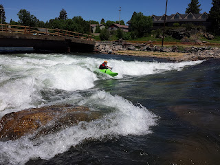 RiverRestoration, Bend, Oregon, whitewater park, deadbeat dams, safe passage, bend paddle trail