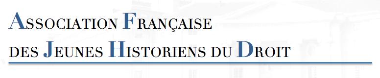 Association française des jeunes historiens du droit
