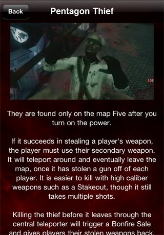 call of duty black ops zombies five map. Call Of Duty Black Ops Zombies