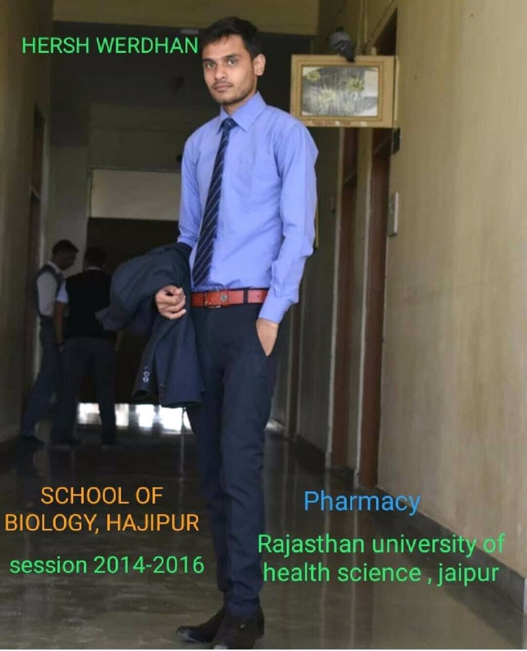 school of biology hajipur