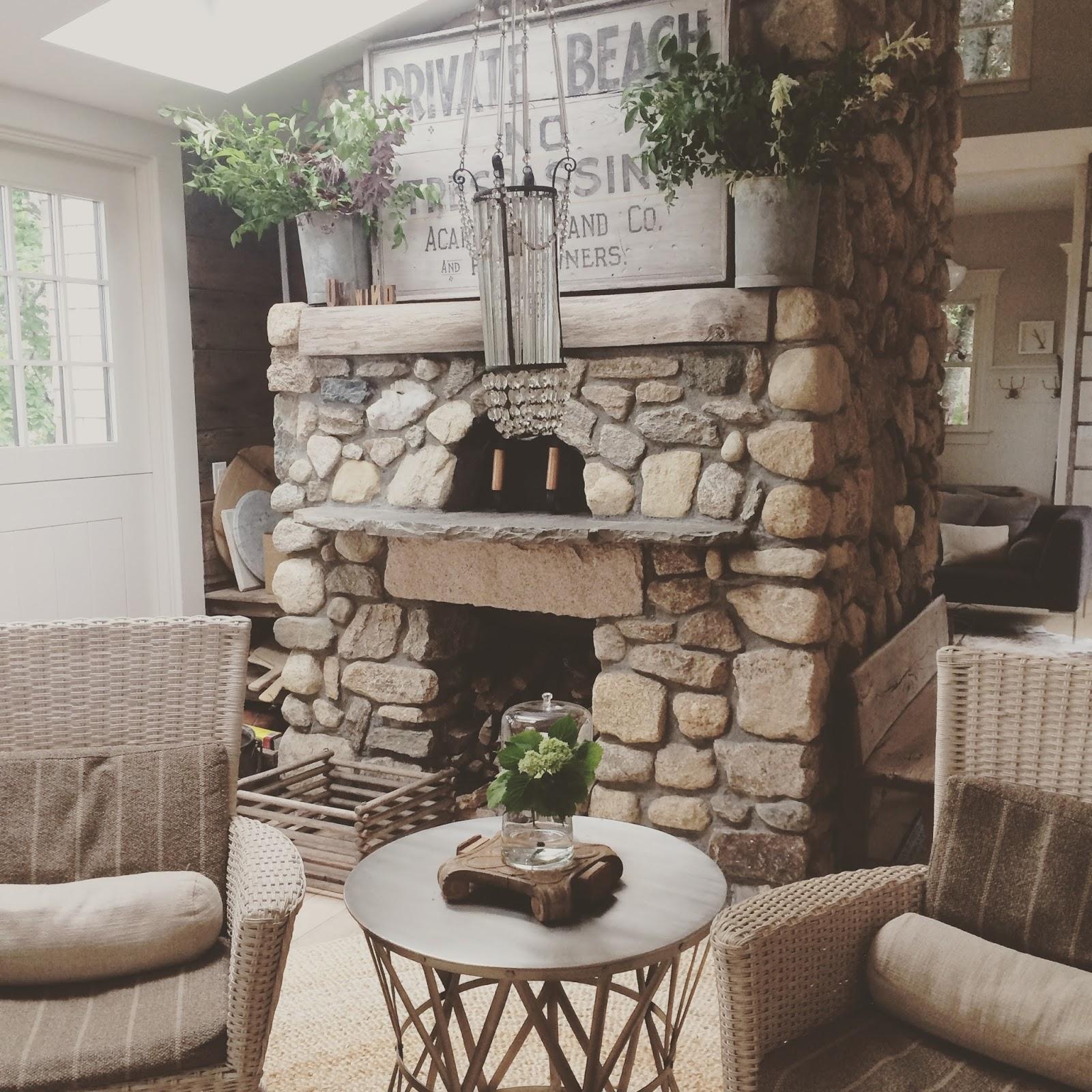 maison decor style alert vintage luxe mod rocks this shingle