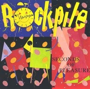 ROCKPILE - Seconds of pleasure Los mejores discos de 1980