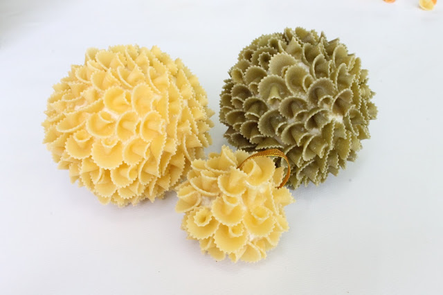 bolas con margaritas