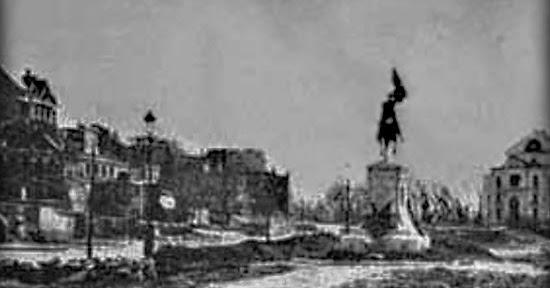 Resultado de imagen de Monumento a San Martin en Boulogne Sur mer