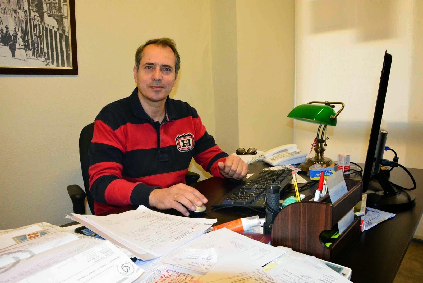Θανάσης Μουίκης: «Τα παιδιά έδειξαν και φέτος την αγάπη και την αφοσίωσή τους στον ΑΣΚ»
