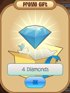 Animal Jam Diamond Codes