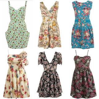 Modelos de vestidos para 2012