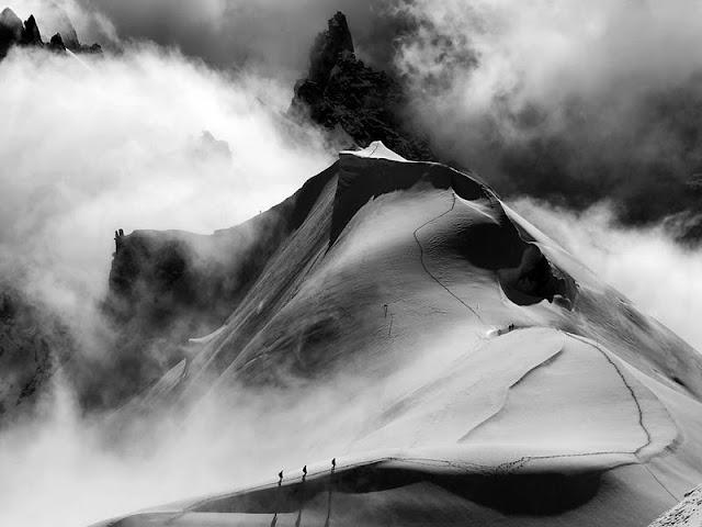 Альпийские альпинисты