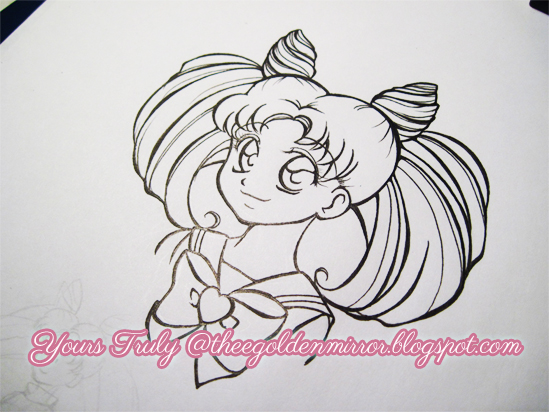 sailor moon chibiusa picture