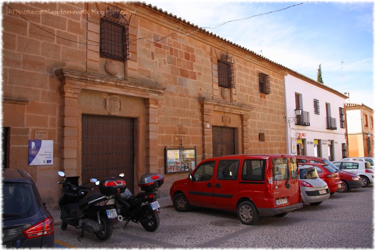 Alhondiga Villanueva de los Infantes