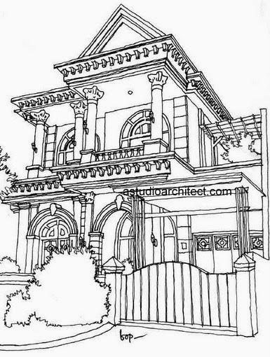 rumah gaya 39 mediterania dan klasik