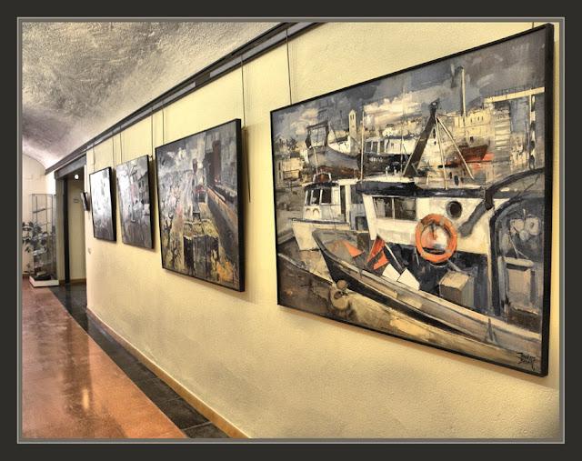 BEGUR-PINTURA-PINTURES-EXPOSICION-GIRONA-CUADROS-FOTOS-PINTOR-ERNEST DESCALS-