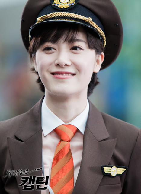 Koo Hye Sun as Han Da Jin